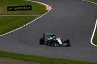 Нико Росберг выиграл Гран-при Японии