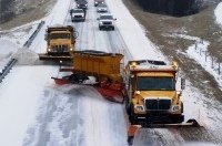 Зима близко: Дорожники готовы убирать снег хоть сегодня