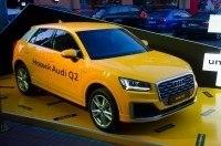 Стильно, модно, молодежно! Audi Q2 ярко дебютировал в Украине