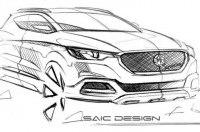 Компания MG показала дизайн конкурента Nissan Juke