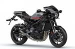 EICMA 2016: мотоцикл Yamaha XSR900 Abarth 2017