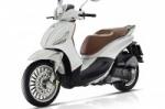 Piaggio обновила линейку скутеров Beverly