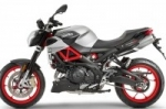 EICMA 2016: новый мотоцикл Aprilia Shiver 900 2017