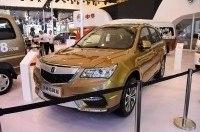 В Китае стартовали продажи клона Acura MDX