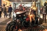 Moto Guzzi делает упор на мотоцикл MGX-21