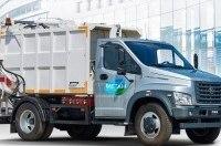 ГАЗ приступил к производству грузовика на сжатом природном газе