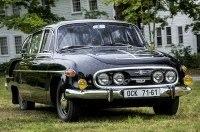 Tatra вернётся к выпуску легковых автомобилей