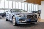 Новий седан бізнес-класу Volvo S90 – Ваша розкіш без обмежень!