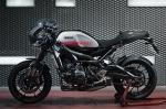 Yamaha принимает заявки на лимитированный мотоцикл XSR900 Abarth