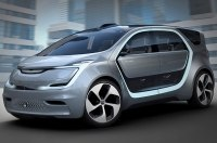 Электровэн Chrysler Portal получит серийную версию