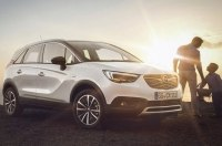 Компания Opel представила кроссовер заменяющий минивэн Meriva