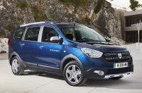 В Европе Renault представила обновлённые модели Lodgy и Dokker
