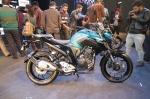 Yamaha представила в Нью-Дели новый мотоцикл FZ25 2017
