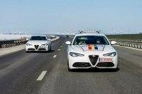 В автопарке румынской полиции появилась «подогретая» Alfa Romeo Giulia