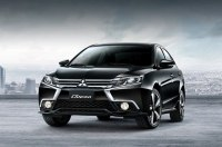 Седан Mitsubishi Grand Lancer шагнул в цифровой мир