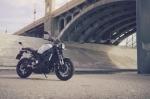 Мотоцикл Yamaha XSR900 получил награду iF Design 2017