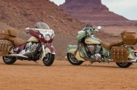 Indian Motorcycle представил Roadmaster Classic в новом дизайне