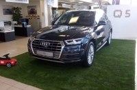 В Украине презентовали новую Audi Q5 и огласили цены на новинку