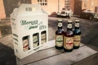Британский производитель спорткаров начал продавать пиво