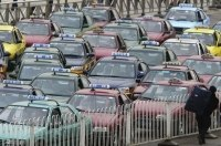 Все такси Пекина станут электрическими