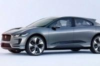 Электрокроссовер Jaguar I-Pace официально дебютирует 7 марта