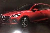 В сети рассекретили фейслифтинговый хэтчбек Mazda2