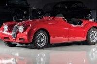 Уникальный Jaguar XK140 SE оценивается в 110 000 долларов