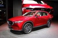 Новую Mazda CX-5 представили на Женевском автосалоне
