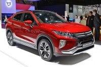 Mitsubishi привез в Женеву новый кроссовер