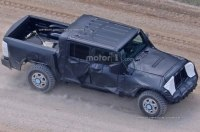 Jeep перенес премьеру пикапа Wrangler