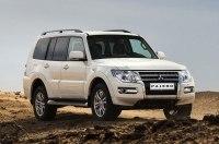 Новые Mitsubishi Pajero и Nissan Patrol получат одну платформу