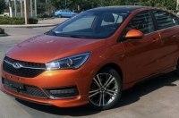 Стартовали продажи «заряженного» седана Chery Arrizo 5 Sport