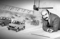 Скончался создатель внедорожника Lada 4x4