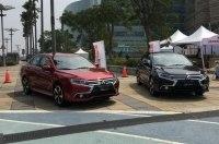 Новый седан Mitsubishi Grand Lancer дебютировал на «живых» фотографиях