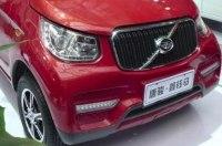 Китайцы представили маленький электрокар в стиле Volvo
