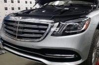 В Сети раскрыли обновленный Mercedes-Benz S-Class