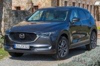 Кроссовер Mazda CX-5 готовится получить семиместную модификацию