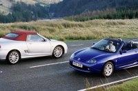 Компания MG планирует выпустить конкурента Mazda MX-5