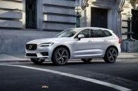Компания Volvo представит в Нью-Йорке кроссовер XC60 нового поколения