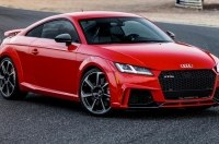В Нью-Йорке дебютирует новое «заряженное» купе Audi TT RS