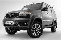 В Украине стартовали продажи обновленного УАЗ Патриот