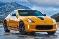 В Нью-Йорке дебютирует купе Nissan 370Z Heritage Edition