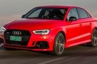 Audi представит в Нью-Йорке «заряженный» седан RS3 2018 модельного года
