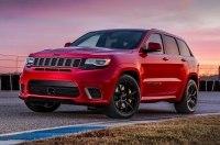 Jeep официально рассекретил 717-сильный внедорожник Grand Cherokee Trackhawk
