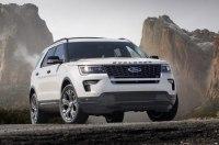 Компания Ford везёт в Нью-Йорк обновлённый Explorer 2018 модельного года