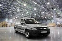 Группа компаний АИС начинает продажи ВАЗ Ларгус фургон 2017 модельного года