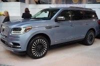 Lincoln представил новое поколение Navigator