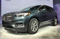 Кроссовер Buick Enclave сменил поколение