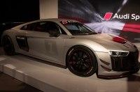 Audi показала новое гоночное купе R8 LMS GT4