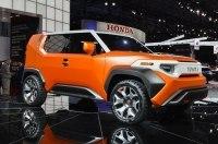Toyota построила кроссовер-трансформер